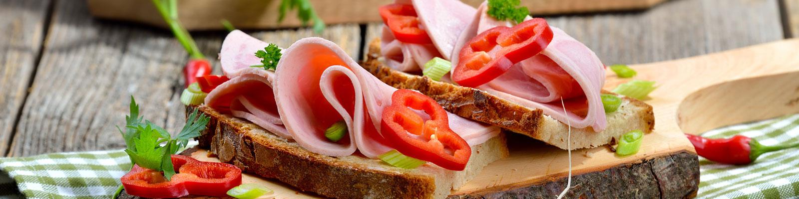 Sortiment: Brüh- und Frischwurst