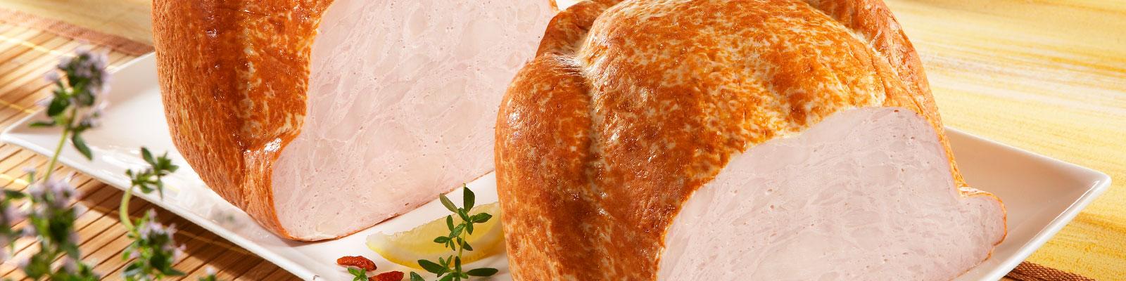 Sortiment: Geflügelprodukte